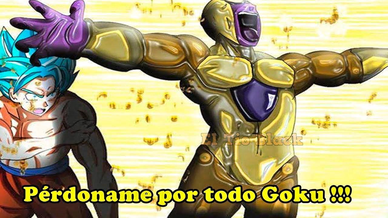 Freezer se Sacrifica por Goku | Jiren REGRESA La Genkidama ...