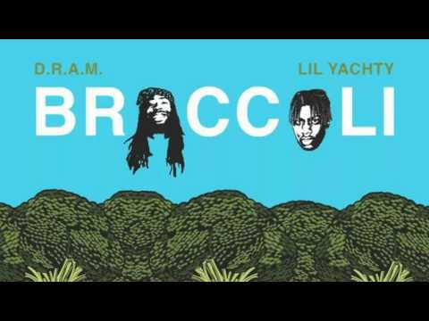 D R A M    Broccoli ft  Lil Yatchy Clean