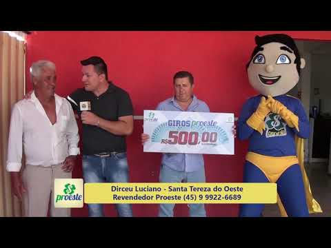 Edvardo Pilotti Giro Proeste 24.11.2019 - Santa Tereza do Oeste