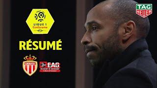 AS Monaco - EA Guingamp ( 0-2 ) - Résumé - (ASM - EAG) / 2018-19