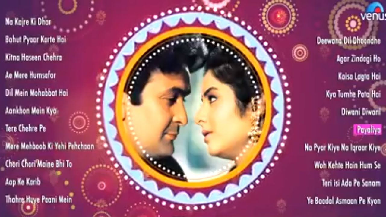 Download Evergreen Melodies - Jhankar Beats | 90'S  Romantic Love Songs | JUKEBOX | Hindi Love Songs