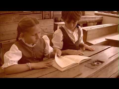 Wie war die Schule vor 100 Jahren?