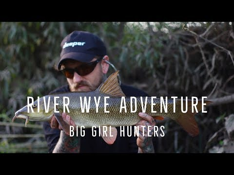 Barbel Fishing - River Wye Adventure
