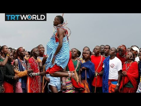 Maasai Olympics: Athletics Replaces Lion Hunting Tradition