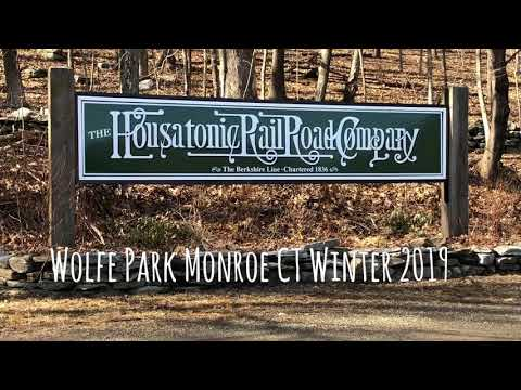 Wolfe Park Lake Monroe CT Winter 2019 Video Tour!