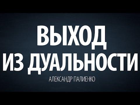 Выход из дуальности. Александр Палиенко.