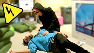 ELECTRIC SHOCK PRANK