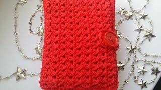 DIY Как связать органайзер для крючков и спиц/How to make the hook case crochet