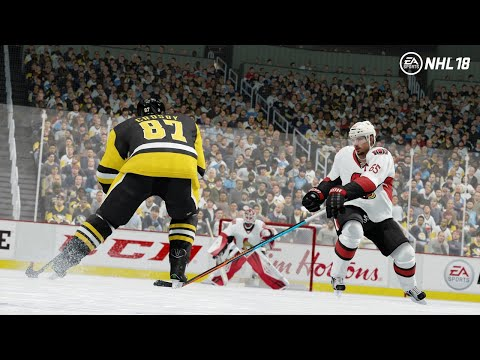 NHL 18 Official Gameplay Trailer