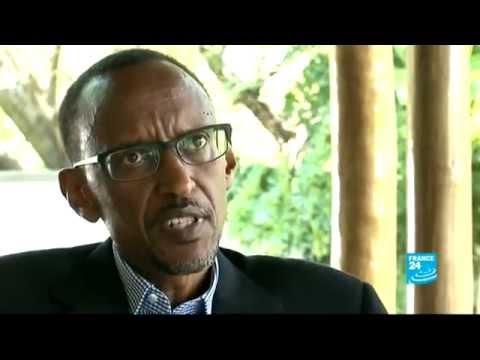 President Kagame's interview with France 24