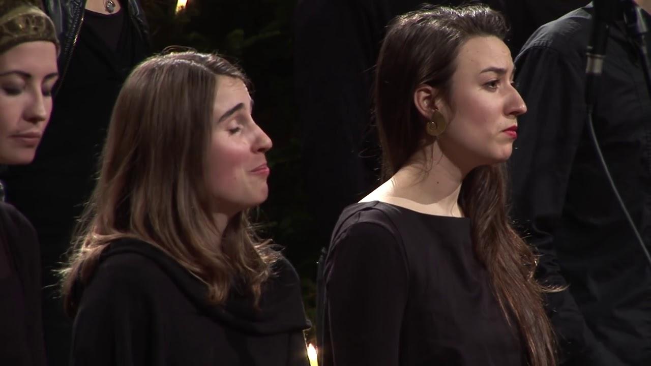»Alte Weihnachtslieder Neu« Berliner Solistenchor & Christian Steyer - Konzert-Trailer
