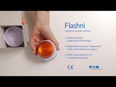 Unboxing the Flashni industrial sounder beacon