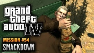 GTA 4 - Mission #54 - Smackdown (1080p)