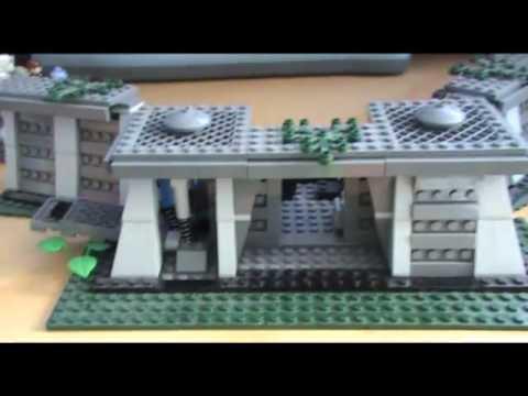 Lego Star Wars Endor Bunker Review Youtube