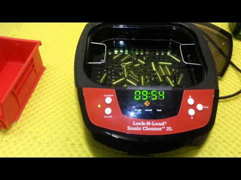 Hornady Sonic Cleaner Review