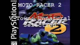 Moto Racer 2 Soundtrack V-Town: Unnatural Selection