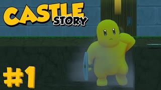 Castle Story - Part 1 - Defend the Crystal!