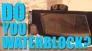 How To Install a GPU Waterblock | Titan X Pascal | Heatkiller IV