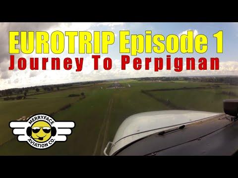 Eurotrip Episode 1: Journey to Perpignan