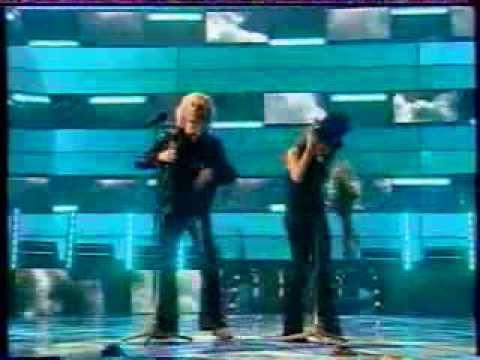 Александр Иванов и Светлана Светикова — «Боже, какой пустяк» (Первый канал, 2003)
