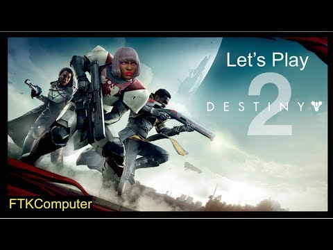 Overwatch Main Plays DESTINY 2 for the First Time (This Game's Lit!)