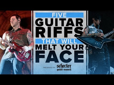A7X's Synyster Gates: Johnny Christ Pissed in My Dad's Face