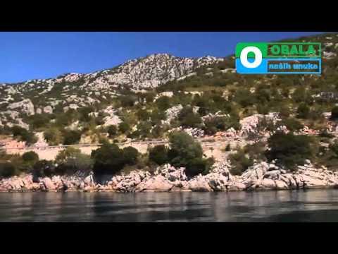 Obala naših unuka: Starigrad - Jablanac