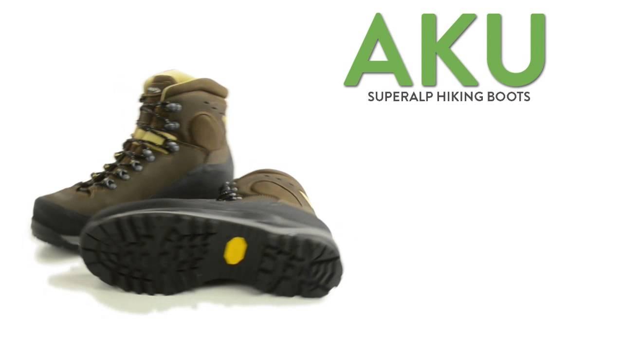 8c420717da0a5 AKU Superalp Hiking Boots - Waterproof (For Men)