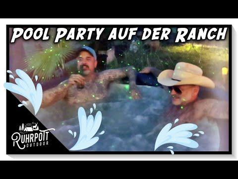 Poolparty auf der Ranch - Ruhrpott Outdoor