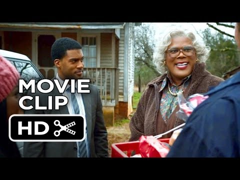 Tyler Perry's A Madea Christmas Movie CLIP #1 (2013) - Tyler Perry Movie  HD Mp3