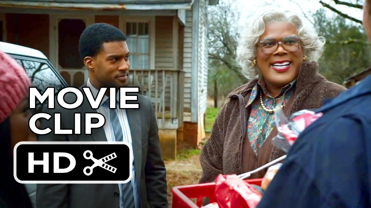 Download Tyler Perry's A Madea Christmas Movie CLIP #1 (2013) - Tyler Perry Movie  HD