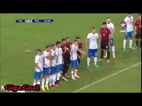 Turkey Vs Russia Friendly Match 1080i (31.08.2016)