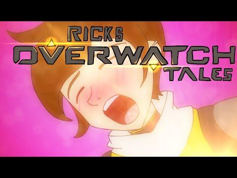 Ricks Overwatch Tales | Animated parody