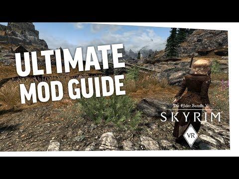 The Ultimate Skyrim VR Mod Guide (Nordic Skyrim)