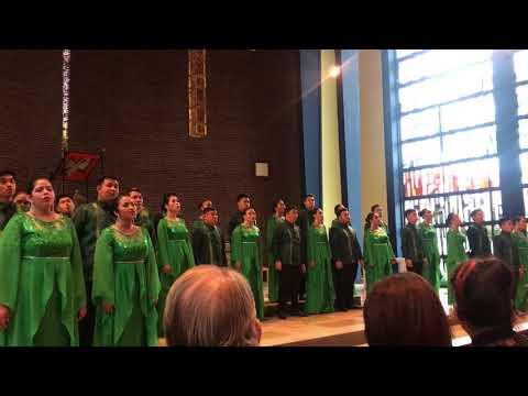 "UST Singers' rendition of Regine Velasquez's ""Palasyo"""