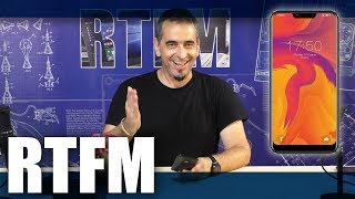 RTFM#25 - Για τους φαν του Notch Screen - CUBOT P20 4G Phablet
