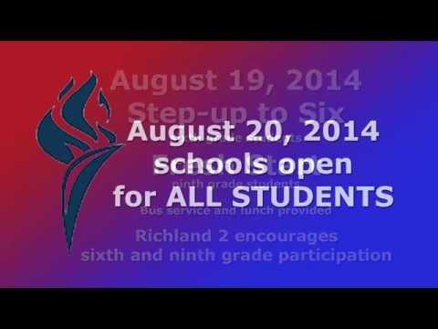 Blythewood Middle School Jumpstart