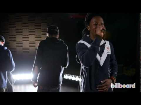 "JoeyBada$$ and Pro Era - ""School High"" (Live Studio Session)"