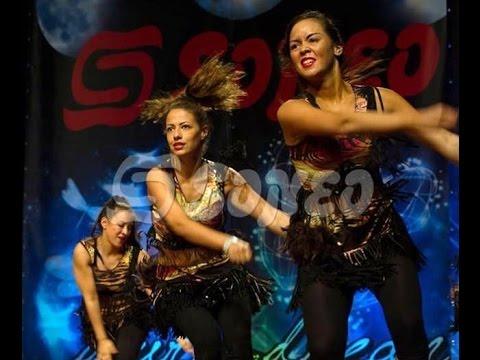 "African Dance Choreograhpy by Sassie ""Saskia's Dansschool"" Harmelen"