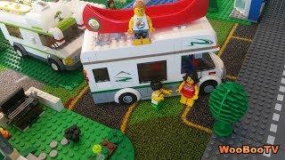 LASTENOHJELMIA SUOMEKSI - Lego city - Lomapoliisi - osa 2