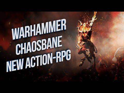RPG в Мире Warhammer 💾 Бета-тест Warhammer: Chaosbane