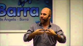 Andrei Moreira -  Síndrome do Pânico e Fobias na Visão Médico espírita - 05 de março de 2016