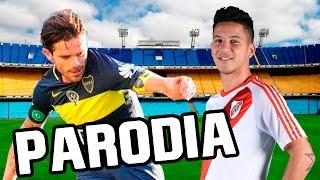 Canción Boca vs River 1-3 (Parodia Maluma - Felices los 4)