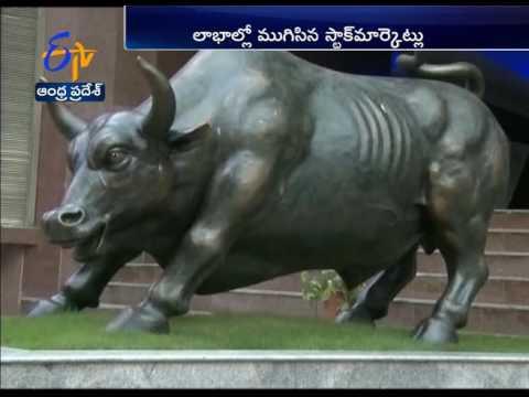 Sensex Ends 41 Points Higher Led by RIL