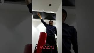 #ремонт квартир демонтаж потолков