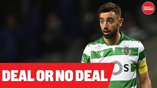 Cavani's mind made up | Fernandes finally moving? | Who needs Danny Rose? | Deal or No Deal