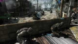 Ghost Recon Future Soldier PC Gameplay MAX SETTING on GTX460 768mb
