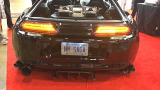 Toyota Supra UNIQUE Tail Lights NEXTMOD Toronto