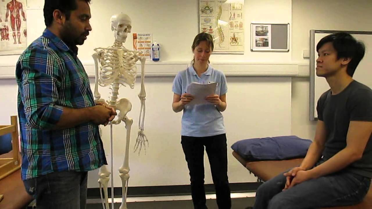 Anatomy Mock Viva: Question 1 Negative Example - YouTube