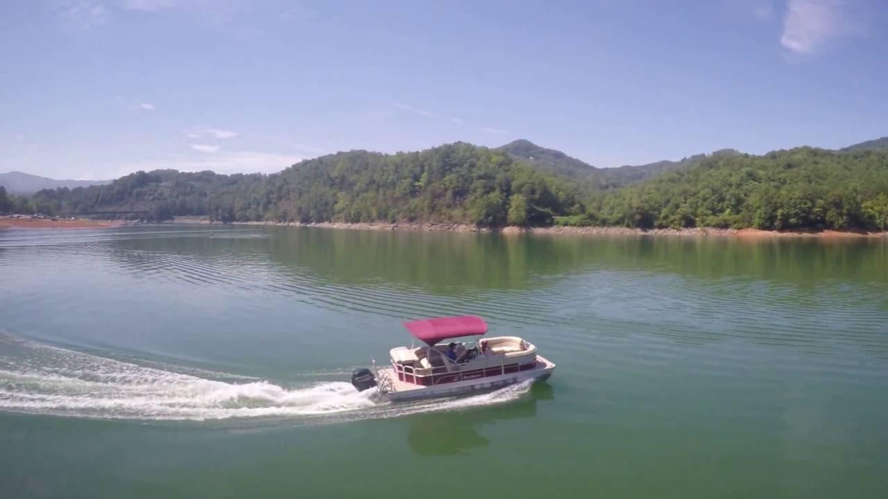 Boating, Fishing on Fontana and Cheoah Lakes - Marinas, Fishing Guides